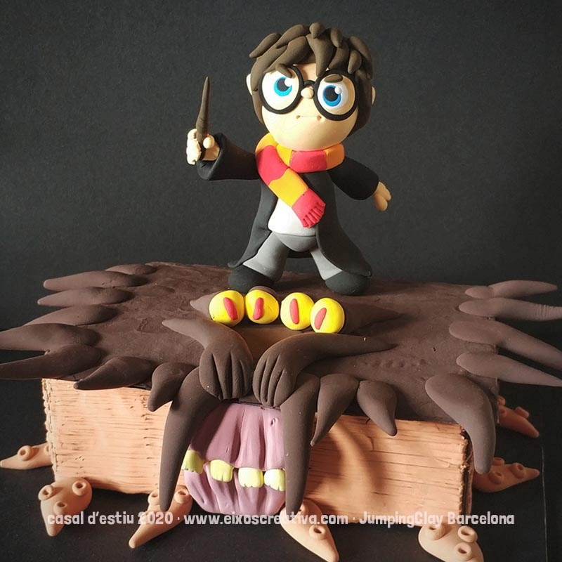 Projecte Harry Potter JumpingClay